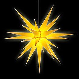 Herrnhuter Moravian Star I8 Yellow Paper - 80cm/31 inch