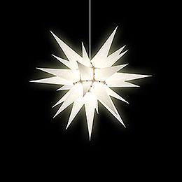 Herrnhuter Moravian Star I6 White Paper - 60 cm / 23.6 inch
