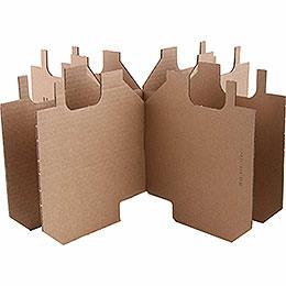 Aufbewahrungskarton für Herrnhuter Stern 40-60 cm - 60x60x55 cm