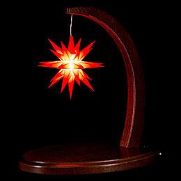 Star Arch A1e Red - 29 cm / 11.4 inch