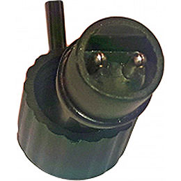 Umrüstset für Lichterkette A1s, LED Kerzen + Trafo