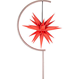 Star Lamp - Indoor use with I6 Red - 236 cm / 93 inch