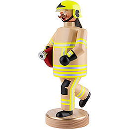 Smoker - Firefighter, modern - 23 cm / 9.1 inch