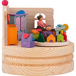 Music Box Boy and Girl - 8,5 cm / 3.3 inch