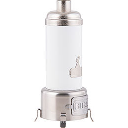 Smoking Stove - Bathing Stove White - 14 cm / 5.5 inch