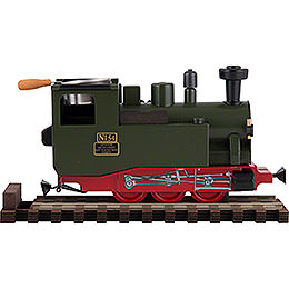 HUSS I K Scent Train Green - 10,5 cm / 2 inch