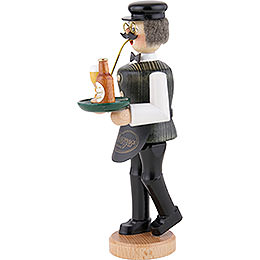 Smoker - Innkeeper with Radeberger Beer - 22 cm / 8.7 inch