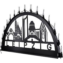 Schwibbogen für Außen Leipzig - 100-300 cm