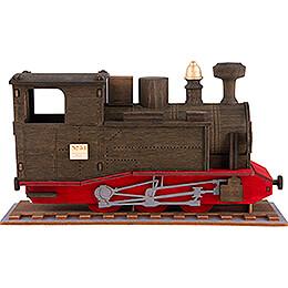 Smoker - Locomotive Fichtelbergbahn - 9,5 cm / 3.7 inch