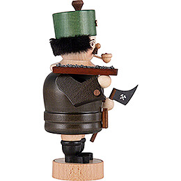 Smoker - Miner - 19 cm / 7.5 inch