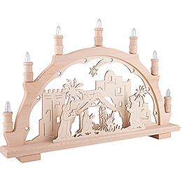 Candle Arch - Nativity - 57x38 cm / 22.4x15 inch