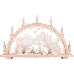 Candle Arch - Nativity - 66x41 cm / 26x16.1 inch
