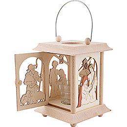 Lantern Nativity - 16 cm / 6.3 inch