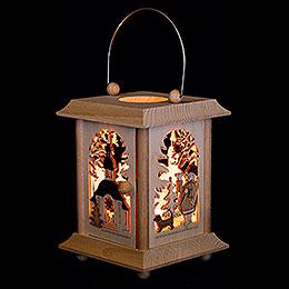Lantern Seiffen - 24 cm / 9.4 inch