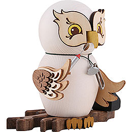 Smoker - Owl Doctor - 15 cm / 5.9 inch