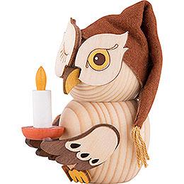 Mini Owl Bedcap - 7 cm / 2.8 inch