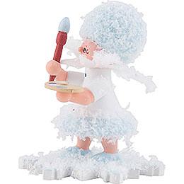 Schneeflöckchen Künstler - 5 cm
