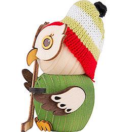 Mini Owl Ice Hockey - 7 cm / 2.8 inch