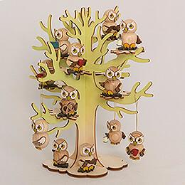 Tree for Owl Children - 24 cm / 9.4 inch