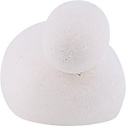 Schaf weiß - für kleine und große Krippe - 2,5 cm