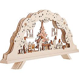 Candle Arch - Dwarves' Workshop - 50x25 cm / 20x10 inch