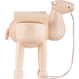 Camel, standing, with luggage - 12 cm / 4.7 inch
