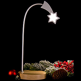 Lighted Star - Natural - KAVEX-Nativity - 32 cm / 12.6 inch