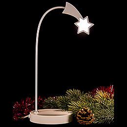 Szenenlicht Stern STELLA - weiß - KAVEX-Krippe - 32 cm