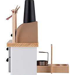 Rauchbackofen CAMINO - 18 cm
