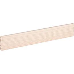 Holzbohle - 20 cm