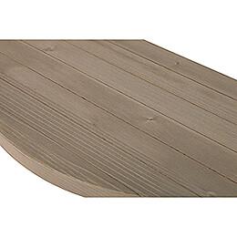 Podest TABULA - grau - 38,5 x 19 cm