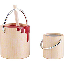 Paint Buckets - 2 pieces - 5,5 cm / 2.2 inch