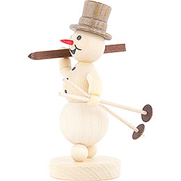 Snowman Ski on Shoulder - 13 cm / 5.1 inch