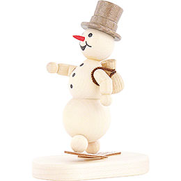 Snowman Snow Hiker - 13 cm / 5.1 inch
