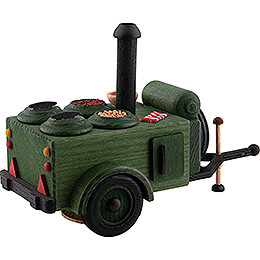 Smoker - Field Kitchen Army - 14 cm / 5.5 inch