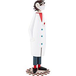 Smoker - Virologist - 26 cm / 10.2 inch