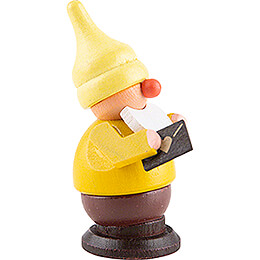 Dwarf with Letter - 6 cm / 2.4 inch