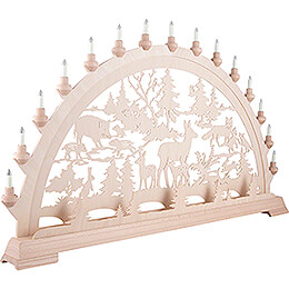 Candle Arch - Forest - 100x54 cm / 39.4x21.3 inch