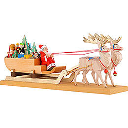 Christmas Sled - 10,5 cm / 4.1 inch
