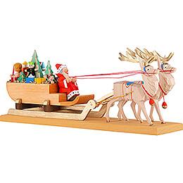 Weihnachtsschlitten - 10,5 cm
