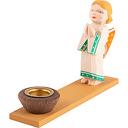 Angel Standing Praying with Candle Holder - 4,8 cm / 1.9 inch