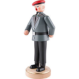 Smoker - German Armed Forces Soldier  - 22 cm / 8.7 inch
