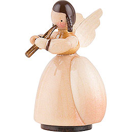 Schaarschmidt Angel with Recorder - 4 cm / 1.6 inch