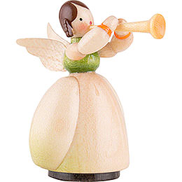 Schaarschmidt Angel with Trumpet - 4 cm / 1.6 inch