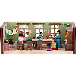 Miniature Room - Kindergarten - 4 cm / 1.6 inch