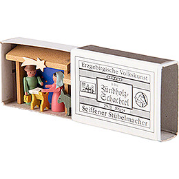 Matchbox - Nativity - 3,8 cm / 1.5 inch