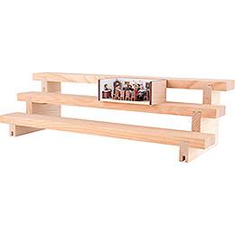 Treppe für Miniaturstübchen - 12 cm