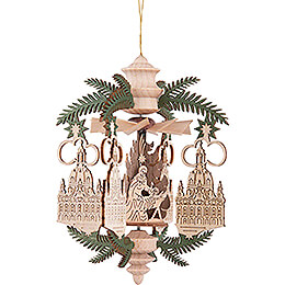 Tree Ornament - Branch Church of Our Lady - Nativity - 13 cm / 5.1 inch