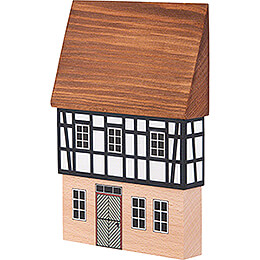 Backdrop House - Eaves House - 16 cm / 6.3 inch