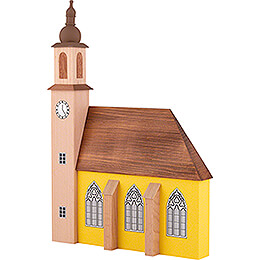 Backdrop House - Municipal Church - 24,5 cm / 9.6 inch